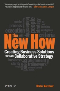 the New How Cover
