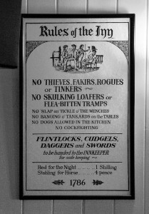 rulesoftheinn