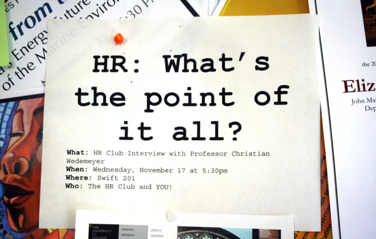 """Does HR """"Own"""" Culture?"""