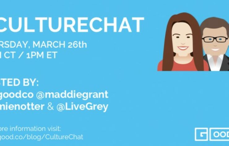 #CultureChat This Thursday on Culture Assessments