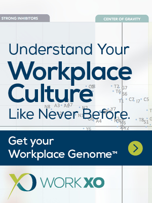 Understand Your Workplace Culture. Get your Workplace Genome from WorkXO.