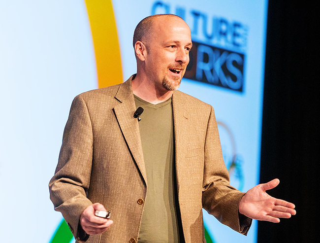 Jamie Notter - Keynote Speaker