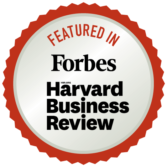 Featured in Forbes & Harvard Business Review. 2020 Official Member Forbes Coaches Council